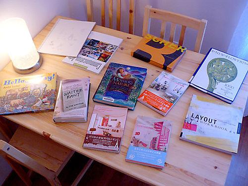 Table books