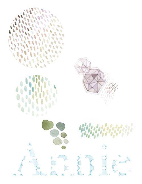 Color pattern 1
