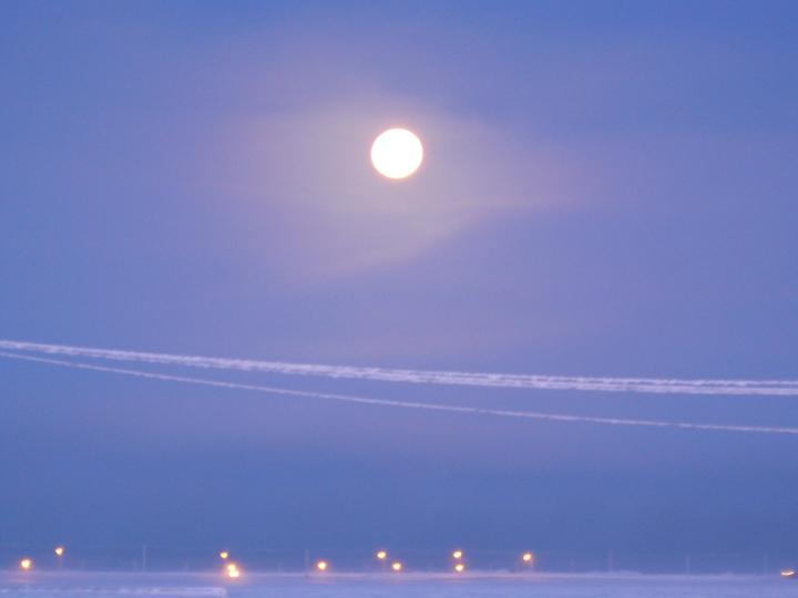 Blog blue moon
