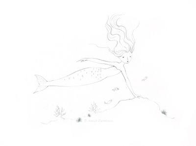 Mermaidfloat